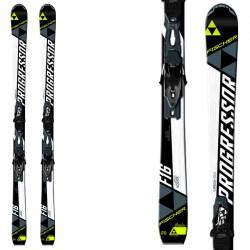 Ski Fischer Progressor F16 + fixations Rs 10