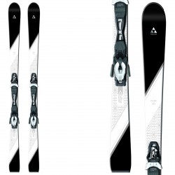 Esquí Fischer Pure + fijaciones W9