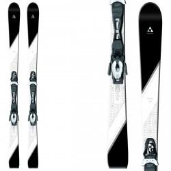 Ski Fischer Pure + bindings W9