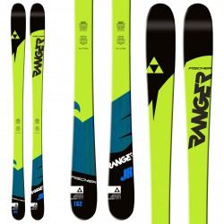 Ski Fischer Ranger Jr + plaque Quicklock + fixations Goode