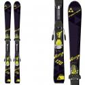 Esquí Fischer Rc4 Race Jr Rail + fijaciones Fj4 Ac Rail