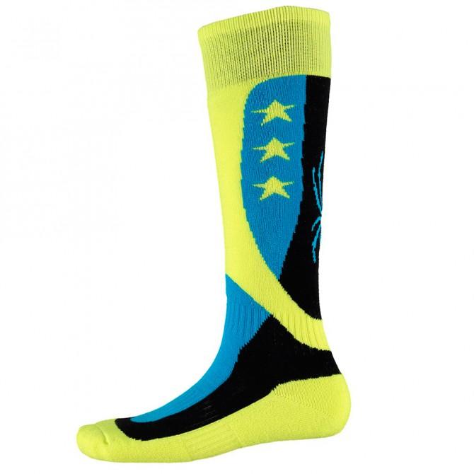 Ski sock Spyder Flag Junior