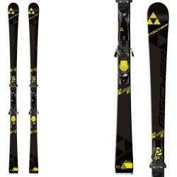 Esquí Fischer RC4 Worldcup Rc Rt + fijaciones Rc4 Z12