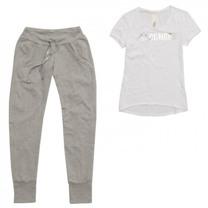 Pantalon + t-shirt Freddy Femme