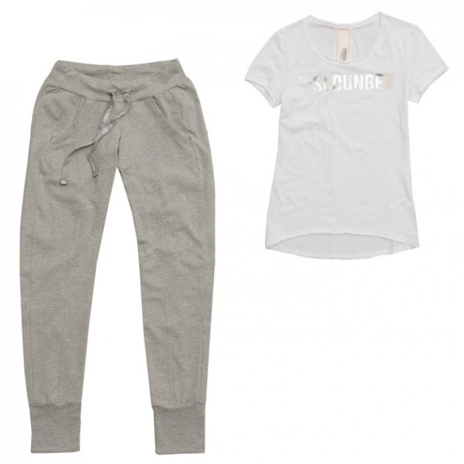Pants + t-shirt Freddy Woman