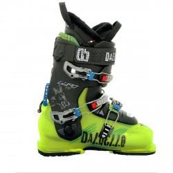 Scarponi sci Dalbello Lupo 110 verde-nero