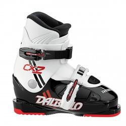 Scarponi sci Dalbello Cx 2 Junior nero-bianco