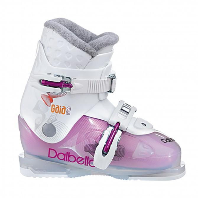 Scarponi sci Dalbello Gaia 2 Junior trasparente-bianco