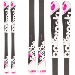 Ski Bottero Ski Femme + fixations Goode V212 + plaque Quicklook