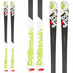 Ski Bottero Ski Grand Alpetta + bindings V614 + plate Vist WC