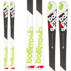 Esquí Bottero Ski Limonetto + fijaciones Goode V212 + plata Quicklook