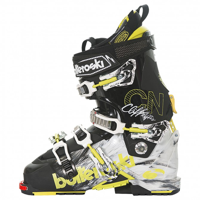 Chaussures ski Bottero Ski Cliff Notes 120