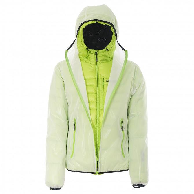 Ski down jacket Dkb Quartz Combi Man