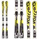 Ski Volkl Racetiger Sc Uvo + fixations X Motion 12.0 D