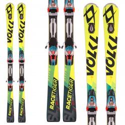 Ski Volkl Racetiger Sw Sl Uvo + fixations R Motion 12.0 D