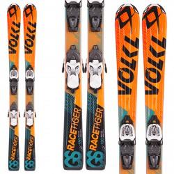 Ski Volkl Racetiger 3 Motion + bindings 4.5 3Motion