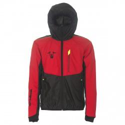 Ski jacket Bottero Ski Alex Valle delle Meraviglie red-black