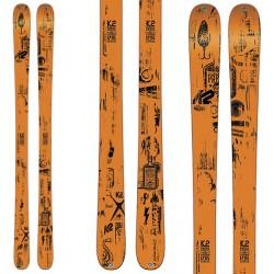 Ski K2 Press + fixations Goode 212 + plaque Quicklook