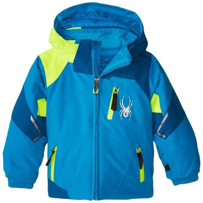 Ski jacket Spyder Mini Leader Junior