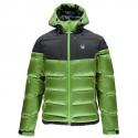 Ski down jacket Spyder Bernese Man