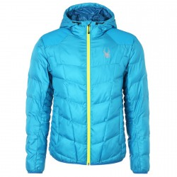 Ski down jacket Spyder Geared Man