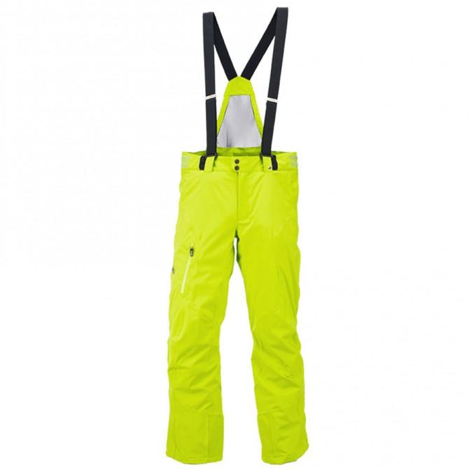 Pantalone sci Spyder Dare verde acido
