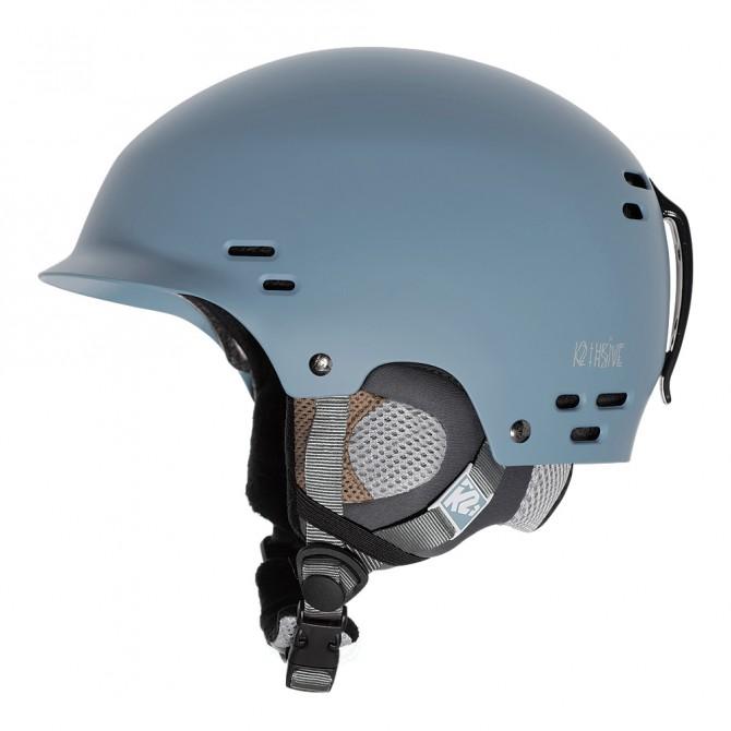 Casco esquí K2 Thrive azul