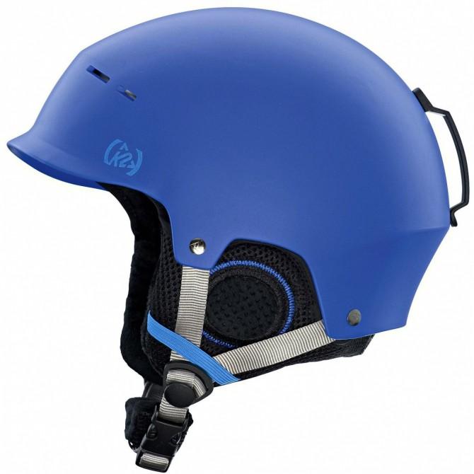 Casco sci K12 Rant blu
