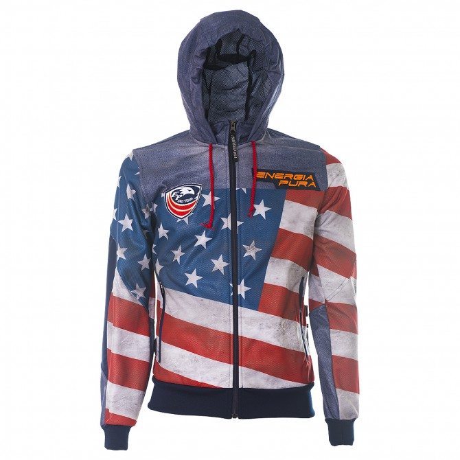 Jacket Energiapura Flag Unisex