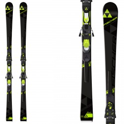 Ski Fischer Rc4 WC Rc Pro + fixations Rc4 Z13