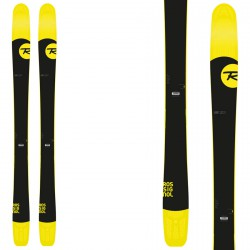 Esquí Rossignol Soul 7 + fijaciones Axm 120 Tpi2 B120