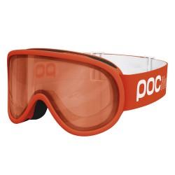 Maschera sci Poc Pocito Retina arancione