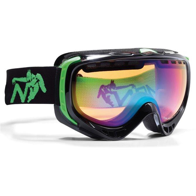 Ski maski Demon Hard matt black