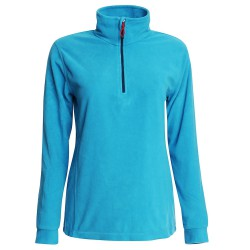 Micropile Rock Experience Tempus fleece Donna azzurro