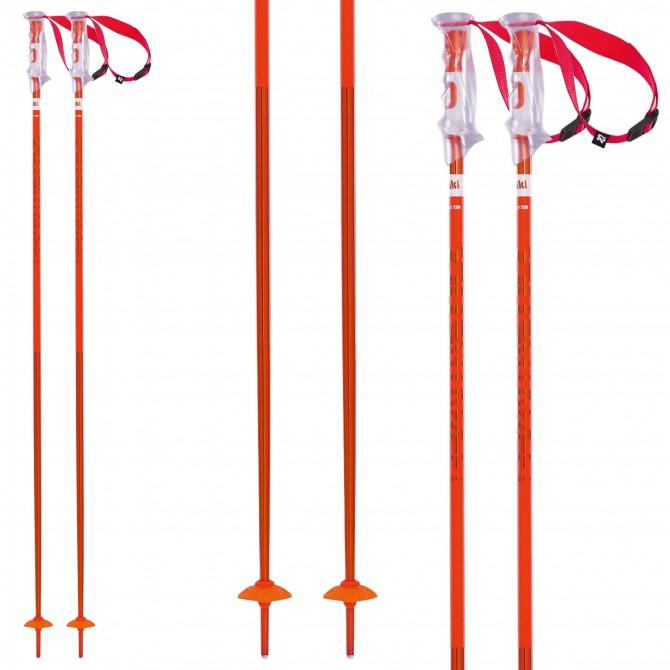 Ski poles Volkl Phantastick 2 orange