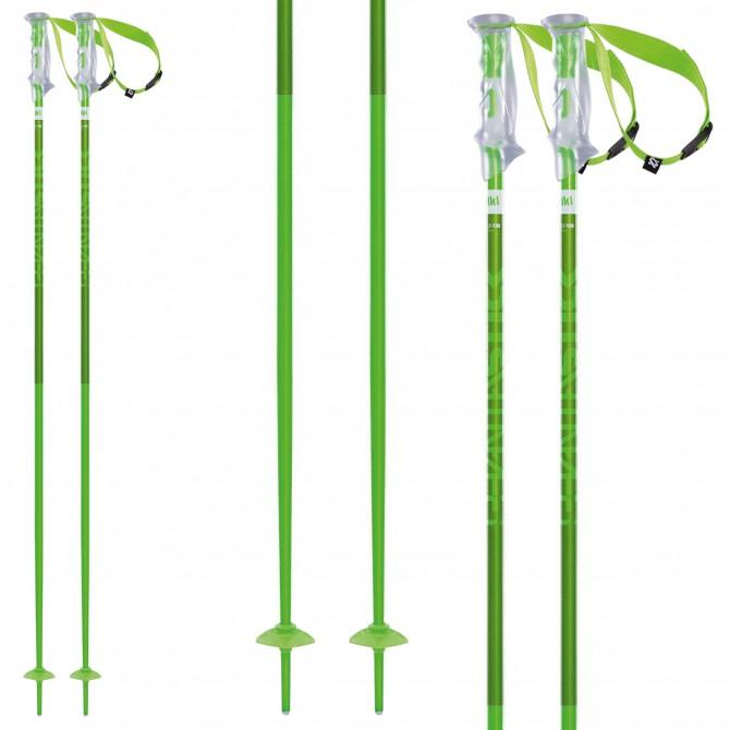 Bastones de esquì Volkl Phantastick 2 verde