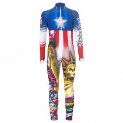 Race suit Bottero Ski America Unisex