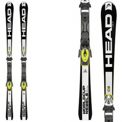 Ski Head Wc Rebels iSlr + Bindings Pr 11 Br 90