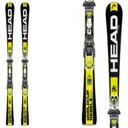 Ski Head Wc Rebels iSL Sw Spf 13 + bindings Freeflex Pro 14 brake 85