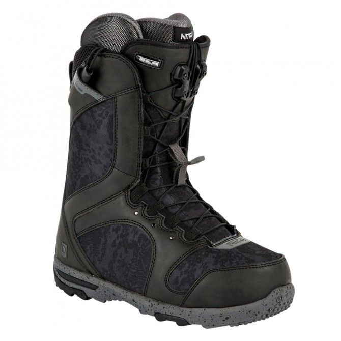 Snowboard shoe Nitro Monarch TLS