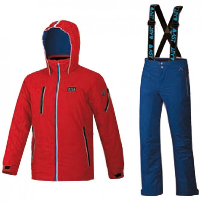 Complète de ski Astrolabio Enfant