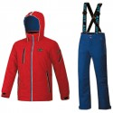 Ski suit Astrolabio JP9S Junior