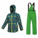 Ski suit Astrolabio YG7X Baby