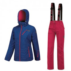 Ski suit Astrolabio JN9W Girl