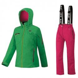 Complète de ski Astrolabio JP9U Girl