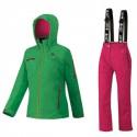 Ski suit Astrolabio JP9U Girl