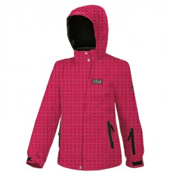 Ski jacket Astrolabio JR7B Girl