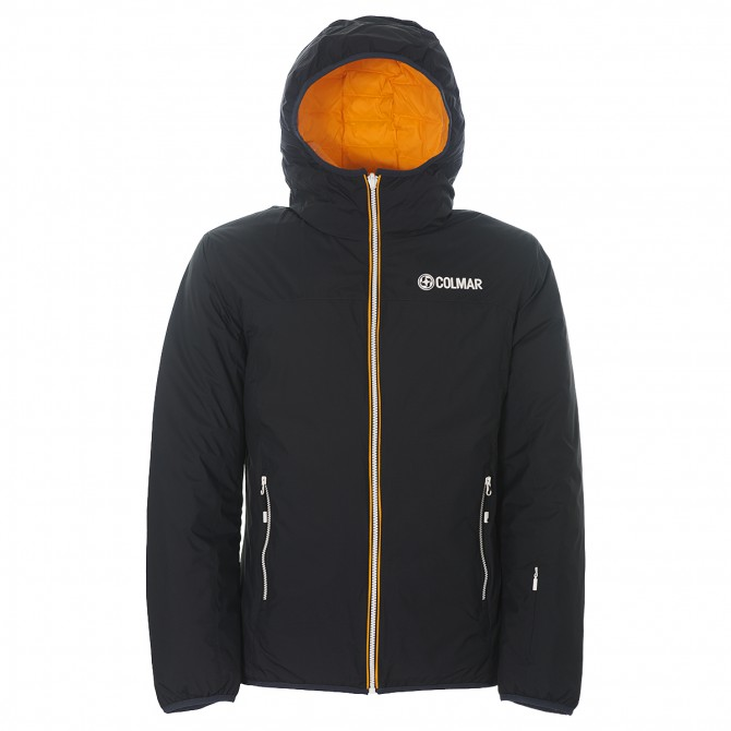Veste ski Colmar Vail 1003-4NZ gris-orange Homme