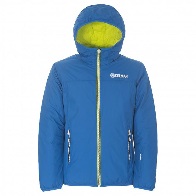 Ski jacket Colmar Vail 1003-4NZ royal-lime Man