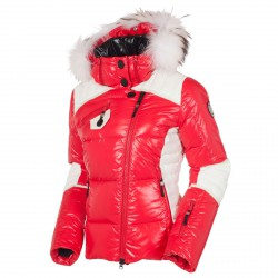 Ski down jacket Jc De Castelbajac Stroke Woman